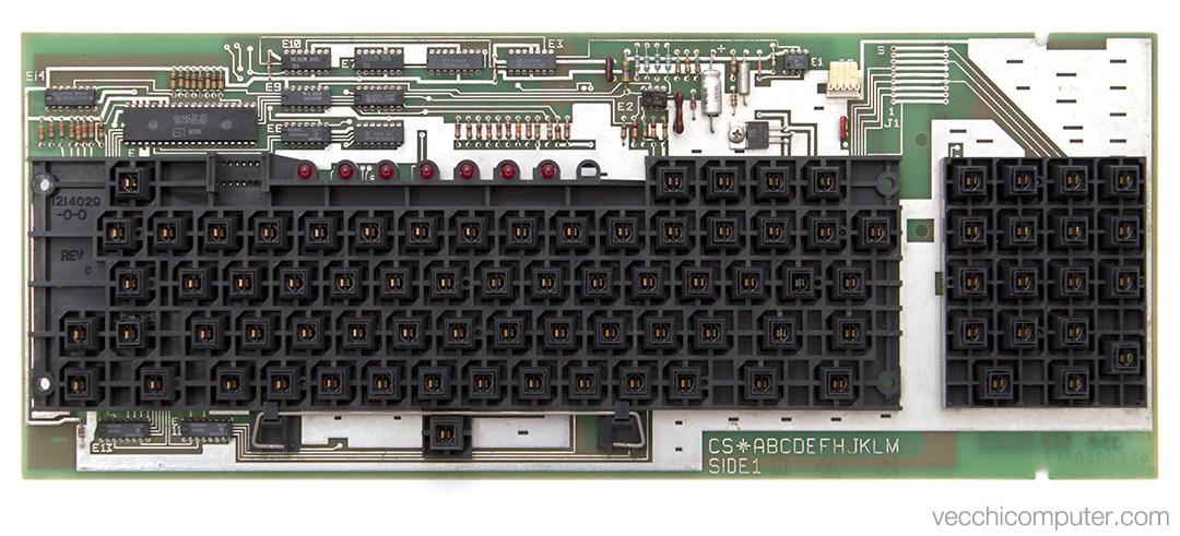 Digital VT100 - scheda tastiera
