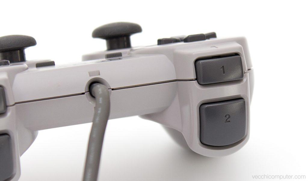 Sony PS1 DualShock - tasti dorsali