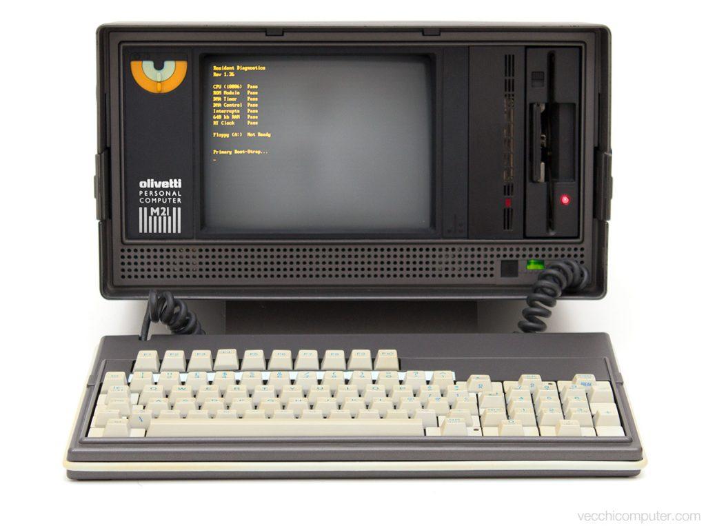 Olivetti M21