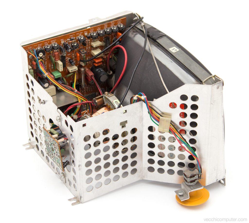 Olivetti M21 - monitor
