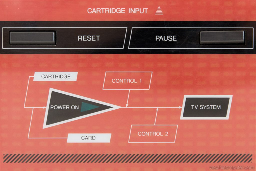 Sega Master System - schema