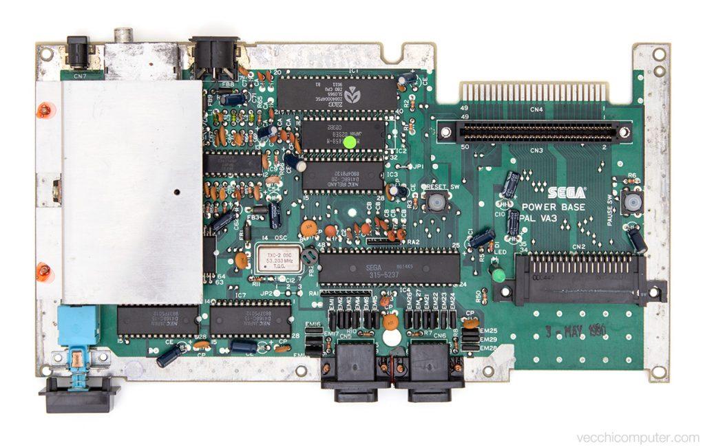 Sega Master System - scheda madre