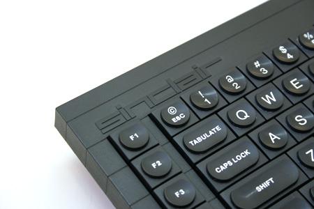 Sinclair QL (dettaglio)