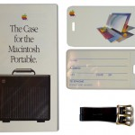 Apple Macintosh Portable - accessori borsa