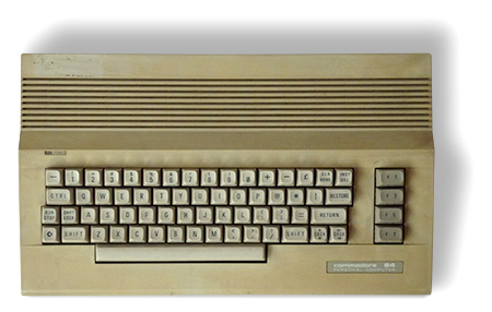 Commodore 64C originale