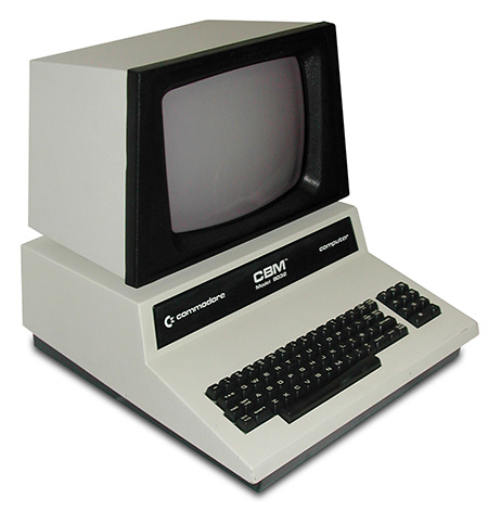 Commodore 8032