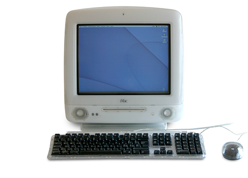 iMac DV Special Edition (Snow)