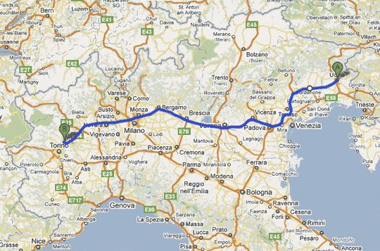 Udine - Torino