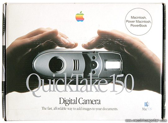 Apple QuickTake 150 (scatola, fronte)