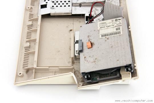 Amiga 1200 - interno