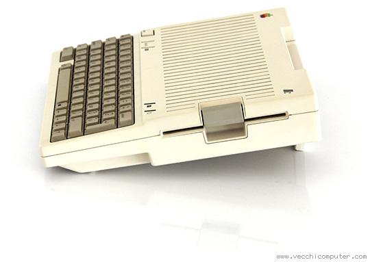 Apple IIc - lato destro