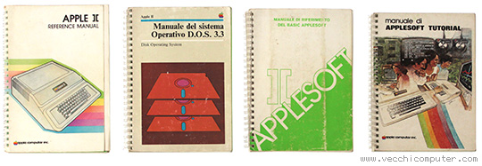 Apple II europlus (manuali)