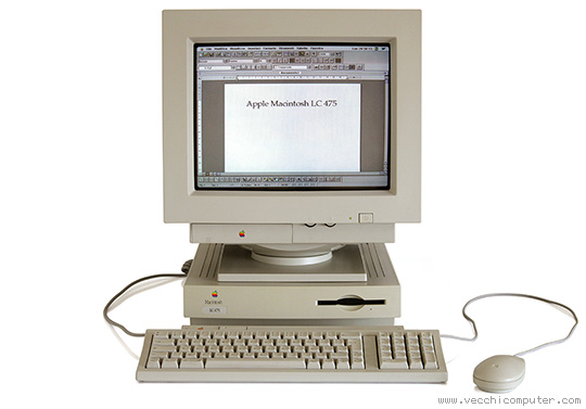 Apple Macintosh LC 475