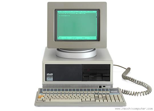 Olivetti M24