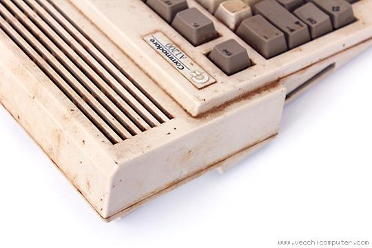 Commodore Amiga 1200 (sporco)