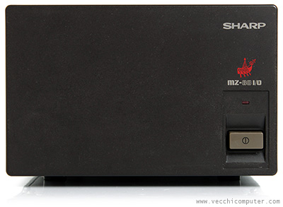 Sharp MZ-80I/O