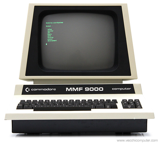 Commodore MMF 9000