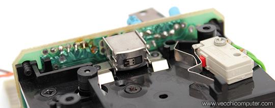 Sinclair ZX Microdrive - Testina