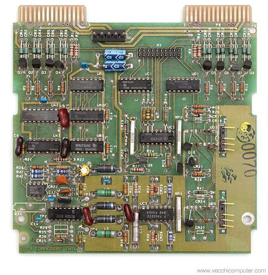 Commodore 4040 - scheda drive