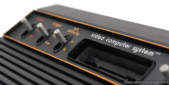 Atari 2600 - Dettaglio