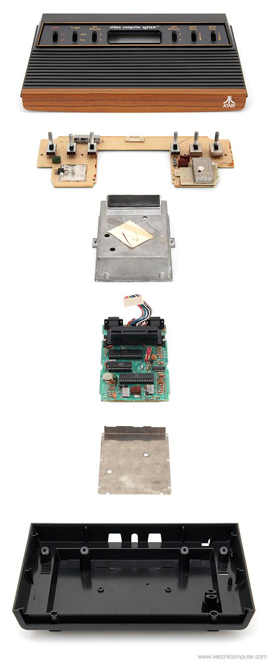 Atari 2600 - Esploso