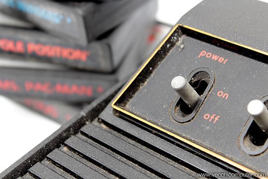 Atari 2600 - Sporco