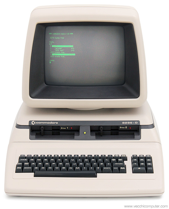 Commodore 8296-D