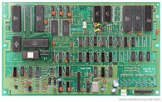 Commodore 8296-D - Scheda drive