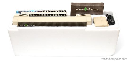 Acorn Electron - polistirolo