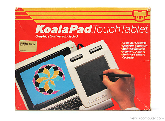 KoalaPad - scatola (fronte)