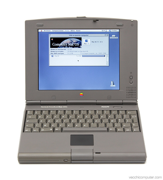 Apple Macintosh PowerBook 2300c