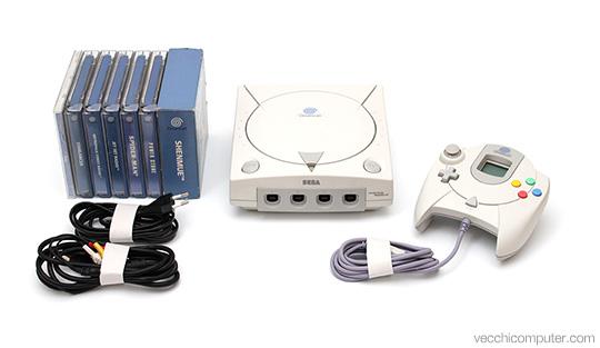 Sega Dreamcast - donazione
