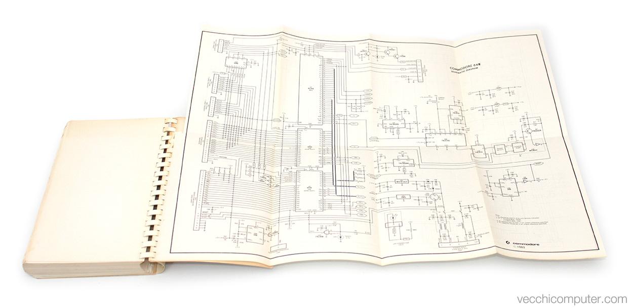 Commodore 64 - schemi