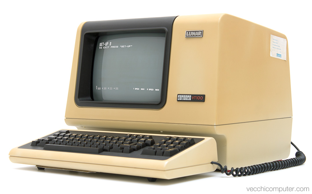 Digital VT100