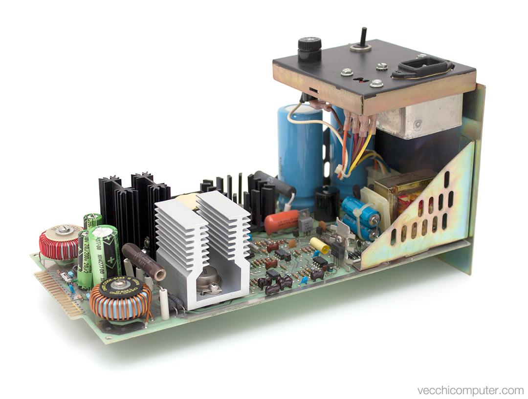 Digital VT100 - alimentatore