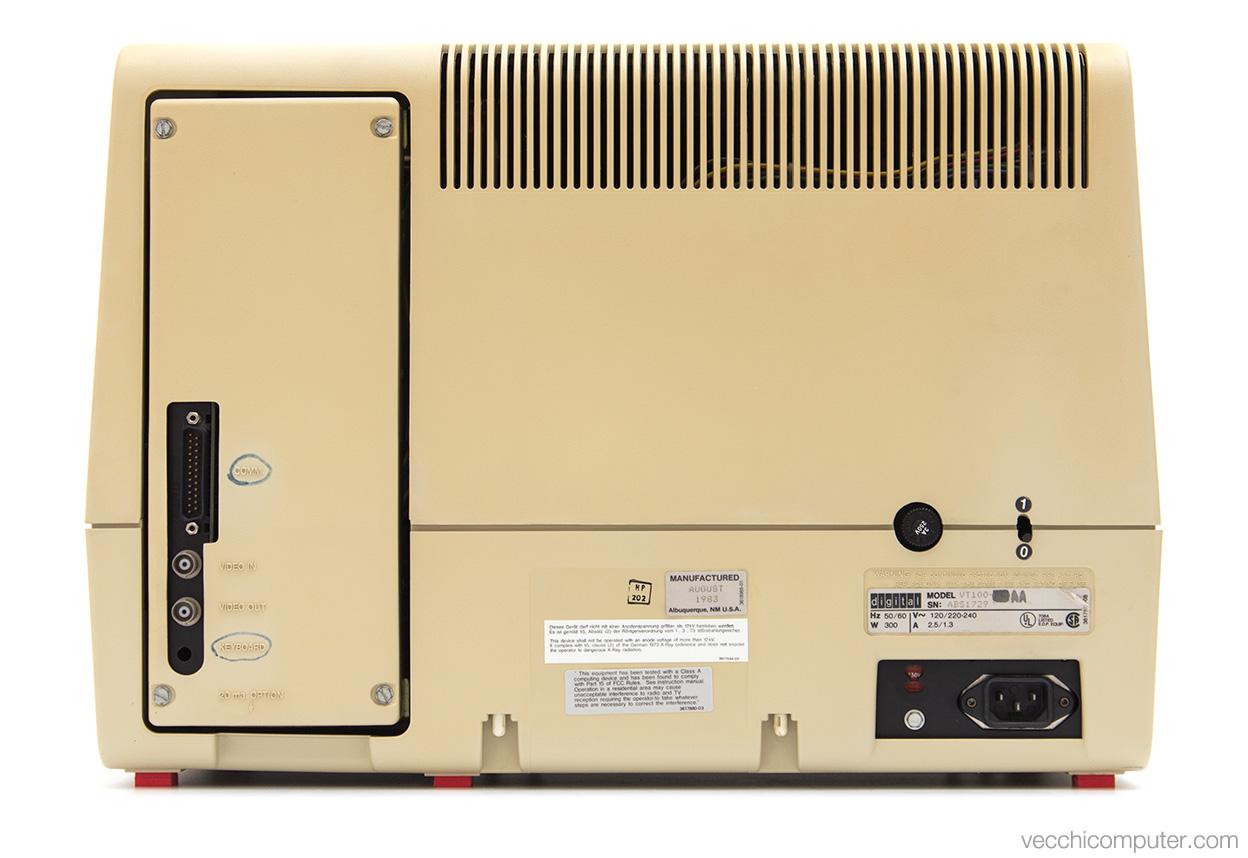 Digital VT100 - retro