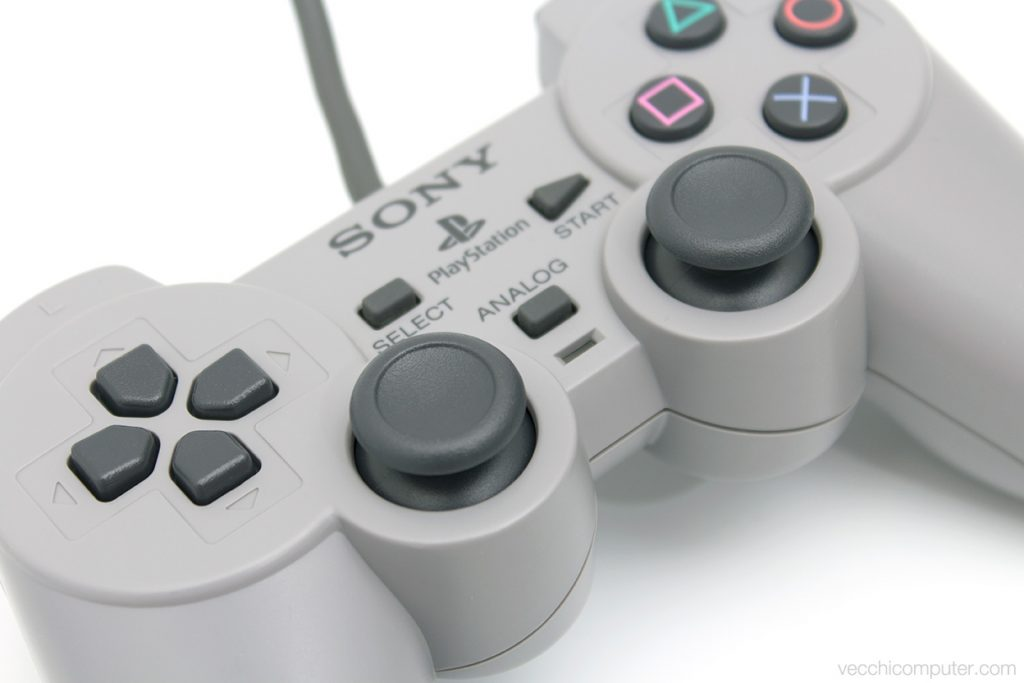 Sony PS1 Dual Analog