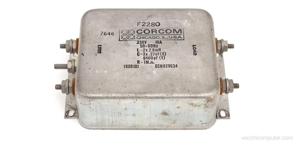 IBM 5100 - filtro