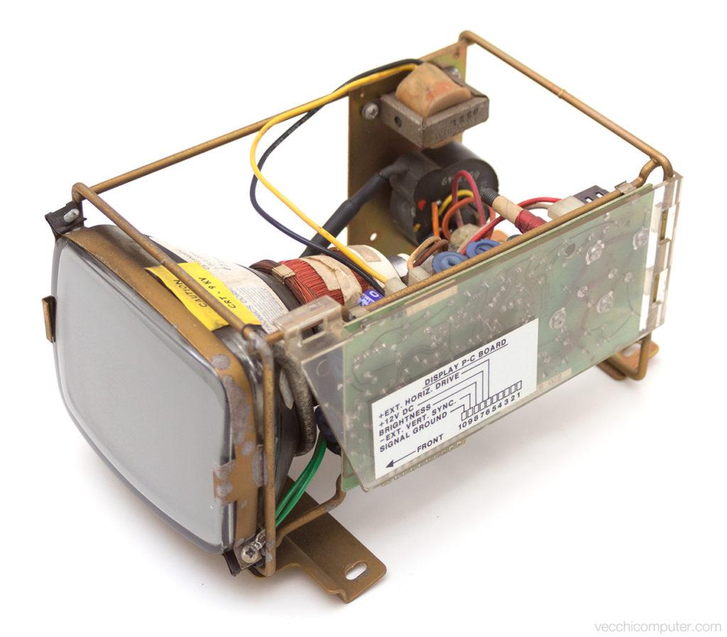 IBM 5100 - monitor