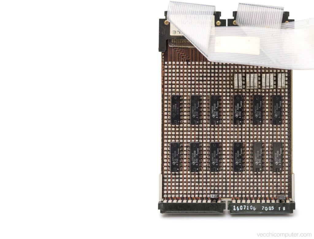 IBM 5100 - scheda A
