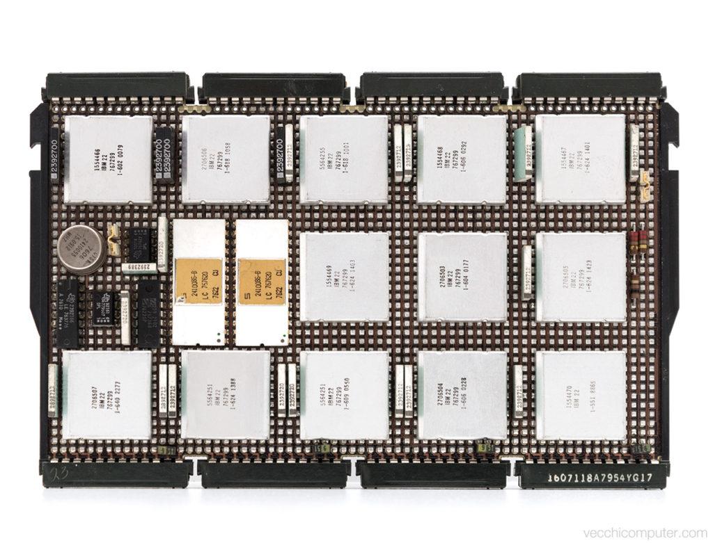 IBM 5100 - scheda G