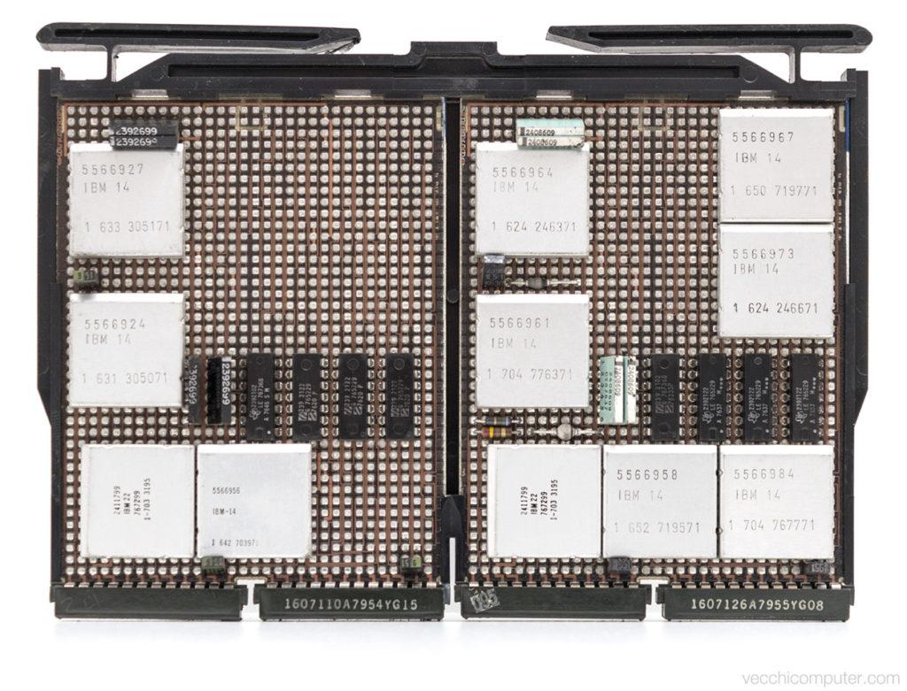 IBM 5100 - scheda H