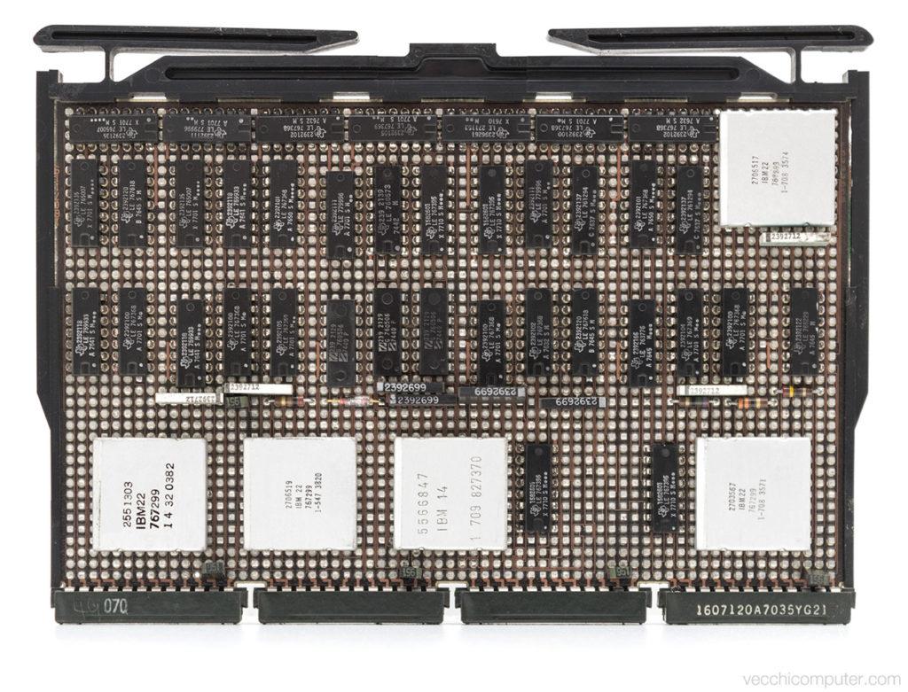 IBM 5100 - scheda J