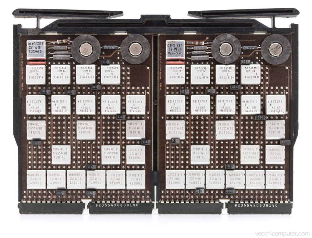 IBM 5100 - scheda K, L, M , N