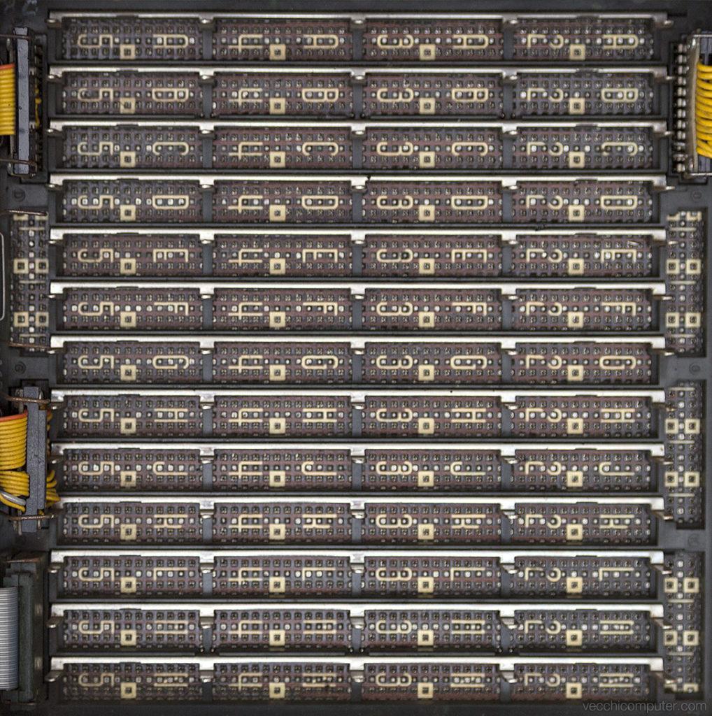 IBM 5100 - schede