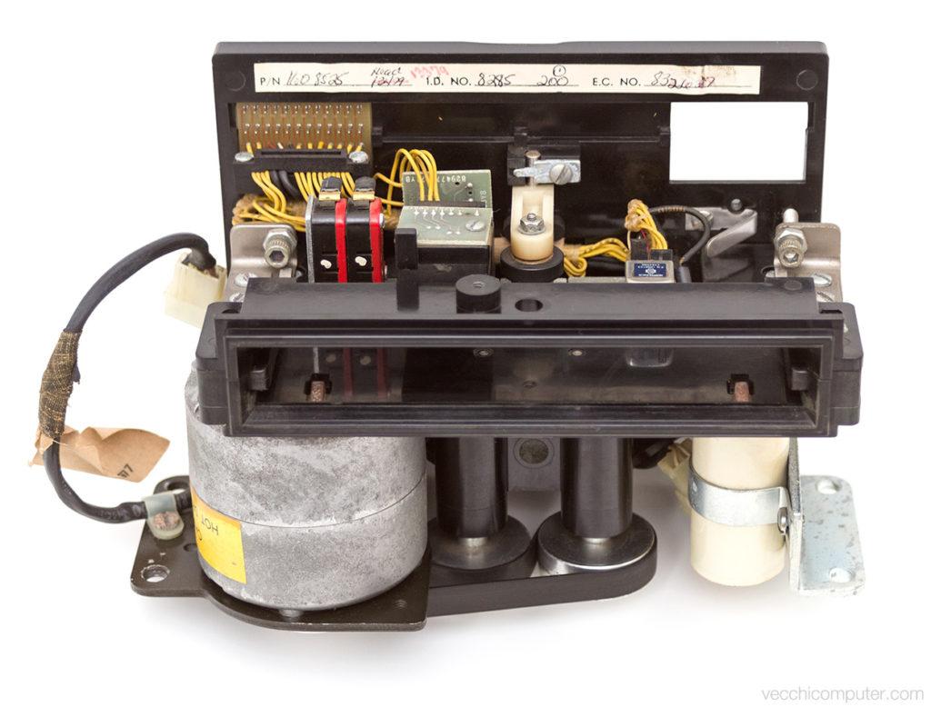 IBM 5100 - tape drive