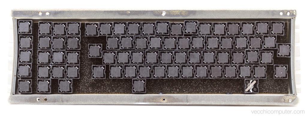 IBM 5100 - tastiera