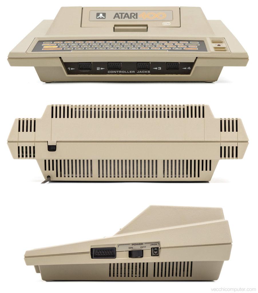 Atari 400 viste