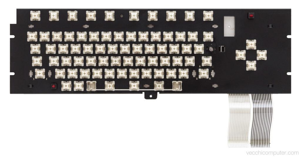Fenner SPC-800 - tastiera