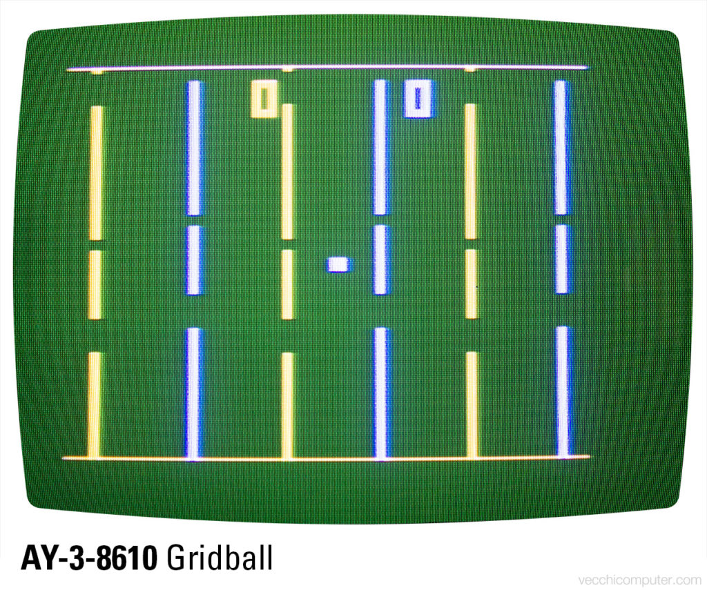 Sportron - AY-3-8610 gridball (B2)